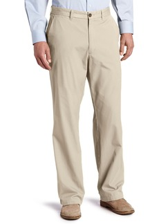 Dockers Men's Soft Khaki D3 Classic Fit Flat Front Pant Cottonwood - discontinued