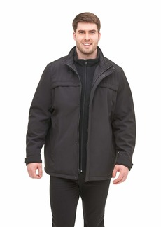 Dockers Men's Soft Shell Jacket (Regular and Big and Tall Sizes)  2XT