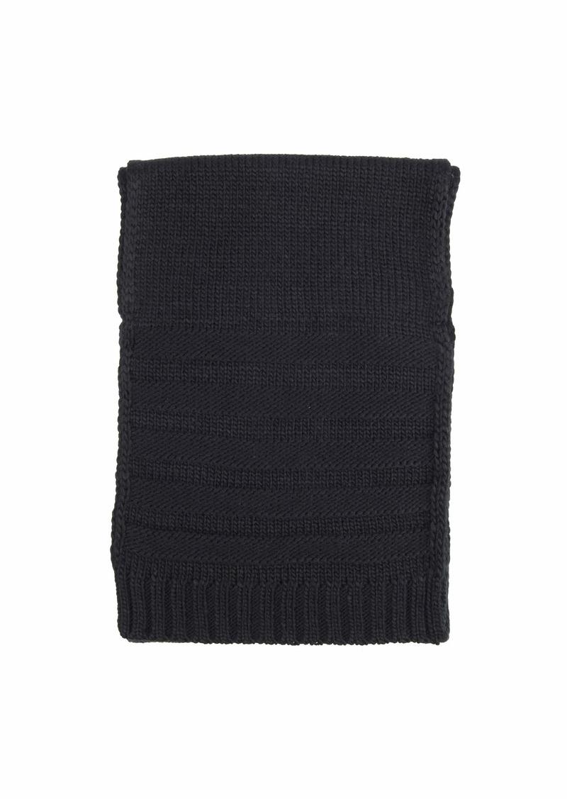Dockers Men's Soft Winter Scarf black