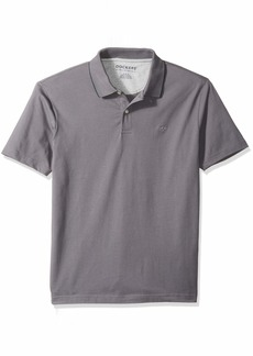 Dockers Men's Solid Signature Polo