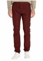 Dockers Men's Straight Fit All Seasons Tech-Jean Cut Pants Corduroy Chestnut red 36 29