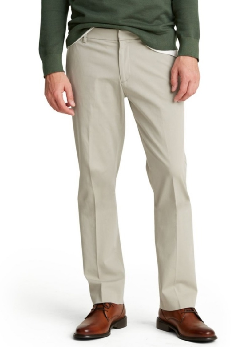 Dockers Men's Straight-Fit City Tech Trousers