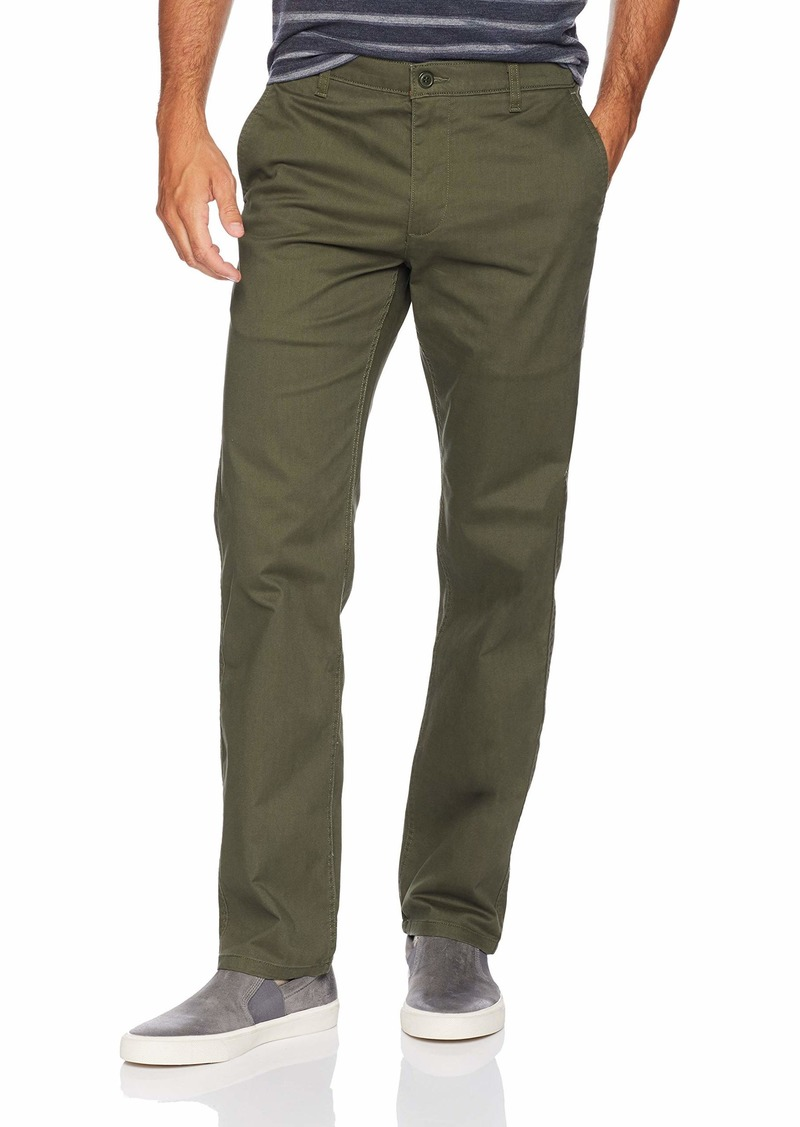 Dockers Men's Straight Fit Original Khaki All Seasons Tech Pants D2 Deep Depths 30 29