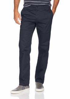 Dockers Men's Straight Fit Original Khaki All Seasons Tech Pants D2 Navy 36 32