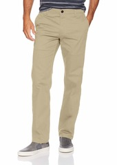 Dockers mens Straight Fit Original Khaki All Seasons Tech Pants D2Tan