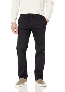 Dockers Men's Straight Fit Original Khaki Pants black