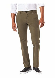 Dockers Men's Straight Fit Ultimate Chino Pants Leather
