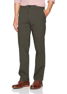 Dockers Men's Straight Fit Workday Khaki Pants with Smart 360 Flex Storm (Stretch)