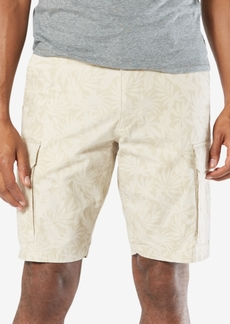 "Dockers Men's Classic Fit 10.5"" Washed Cargo Stretch Shorts D4"