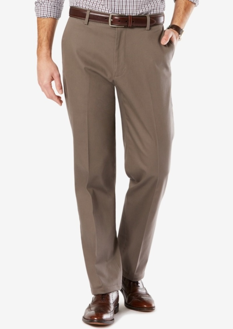 7e1fa96f0597ba Dockers Dockers Men's Stretch Classic Fit Signature Khaki Pants D3 ...