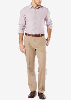 Dockers Men's Stretch Relaxed Fit Signature Khaki Pants D4