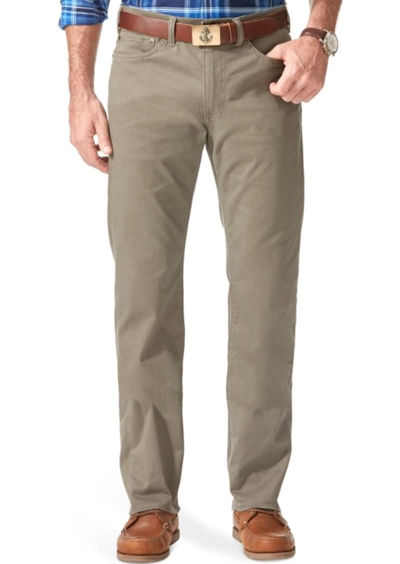 Dockers Men's Stretech Big & Tall Classic Fit Jean-Cut Khaki Pants D3