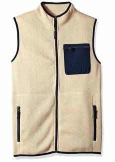 Dockers Men's Sweater Fleece Vest  2X-Large