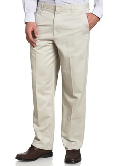 Dockers Men's True Chino D4 Relaxed Fit Flat Front Pant Cloud - discontinued