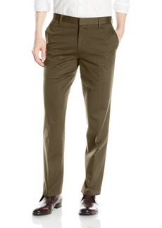 Dockers Men's Ultimate Iron Free Khaki Straight Fit Pant