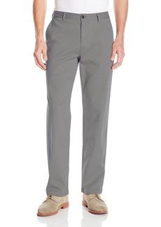 Dockers Men's Washed Khaki Classic-Fit Flat-Front Pant