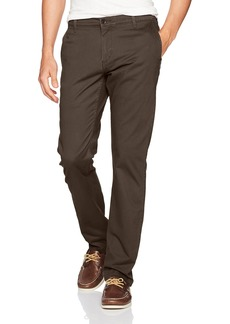 Dockers Men's Washed Khaki Slim Tapered Fit Pants