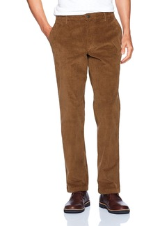 Dockers Men's Washed Khaki Straight Fit Pants D2