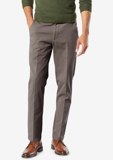 Dockers Men's Workday Smart 360 Flex Slim Fit Khaki Stretch Pants