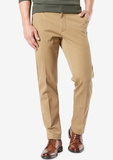 Dockers Men's Workday Smart 360 Flex Straight Fit Khaki Stretch Pants