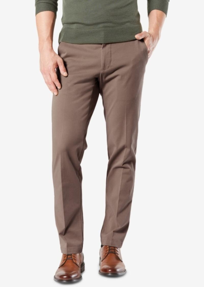 f303669481 Dockers Men s Workday Smart 360 Flex Straight Fit Khaki Stretch Pants D2