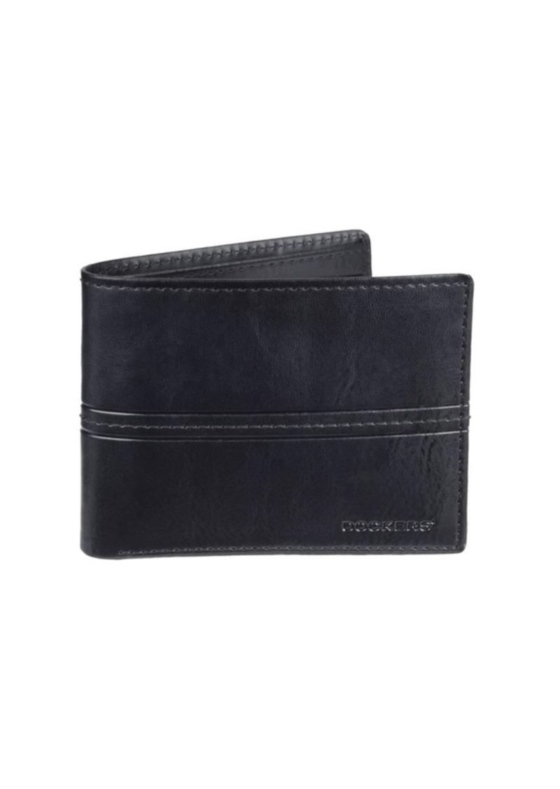 Dockers Rfid Traveler Wallet