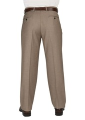 """Dockers Flat Front Performance Stretch Straight Dress Pants - 30-34"""" Inseam"""
