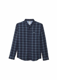 Dockers Long Sleeve Double Cloth Shirt