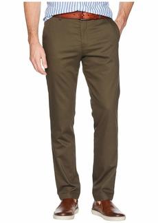 Dockers Slim Tapered Signature Khaki Lux Cotton Stretch Pants - Creaseless