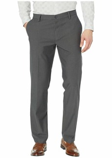 Dockers Straight Fit Signature Khaki Lux Cotton Stretch Pants D2 - Creased