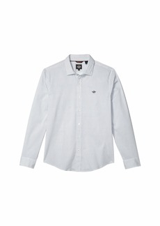 Dockers Supreme Flex Modern Fit Long Sleeve Shirt