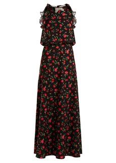 Dodo Bar Or Mariangela crystal-embellished bow dress