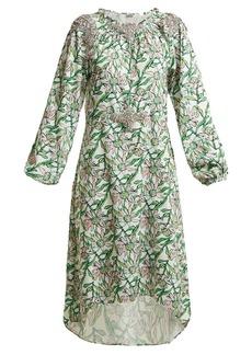 Dodo Bar Or Marisa floral-print stretch-crepe dress