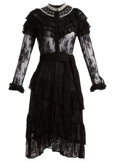 Dodo Bar Or Monabella floral-lace dress