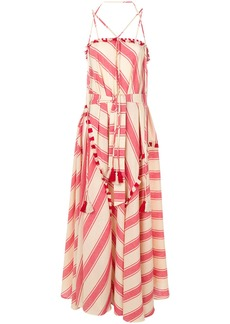Dodo Bar Or striped dress - Red