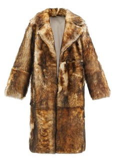 Dodo Bar Or Tosso Barissa shearling coat
