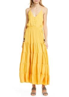 Dolan Annie Tiered Maxi Dress