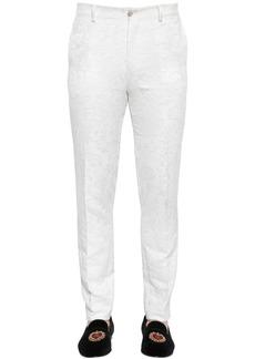 Dolce & Gabbana 16.5cm Cotton Brocade Pants