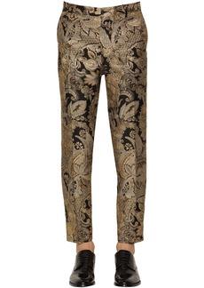 Dolce & Gabbana 17mm Brocade Pants