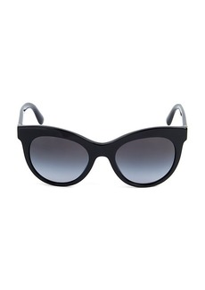 Dolce & Gabbana 51MM Cat Eye Sunglasses