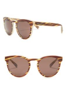 Dolce & Gabbana 51mm Solid Sunglasses