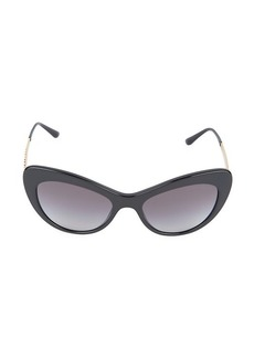 Dolce & Gabbana 52MM Cat Eye Sunglasses