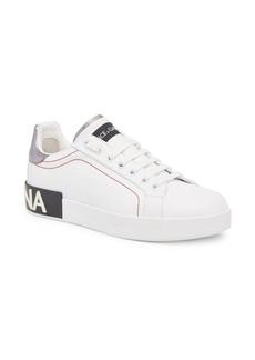 Dolce & Gabbana Back Logo Sneakers