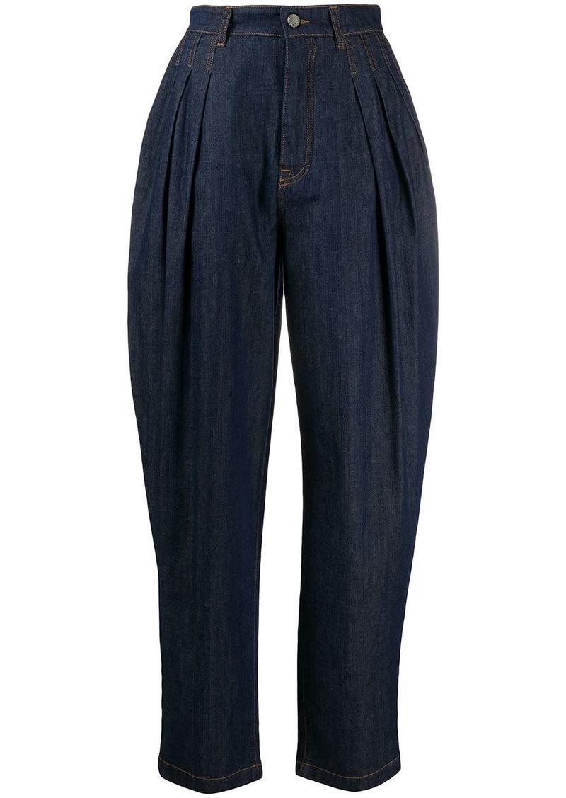 Dolce & Gabbana balloon leg jeans