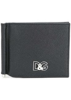 Dolce & Gabbana bifold wallet with money clip