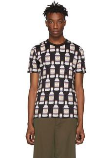Dolce & Gabbana Black Latte T-Shirt