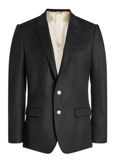 Dolce & Gabbana Blazer with Cashmere and Silk