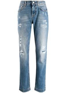 Dolce & Gabbana boyfriend fit stretch jeans