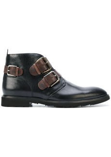 Dolce & Gabbana buckled boots