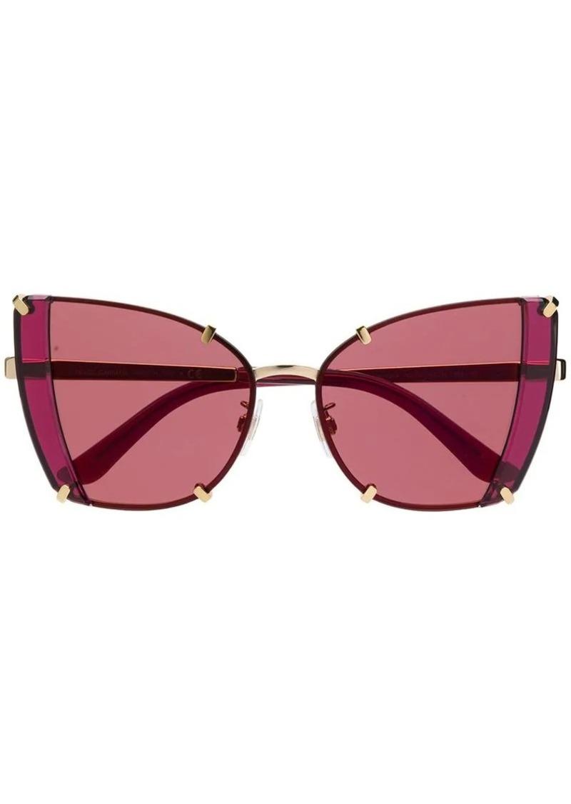 d1ad96ae156d Dolce & Gabbana cat-eye frame sunglasses   Sunglasses